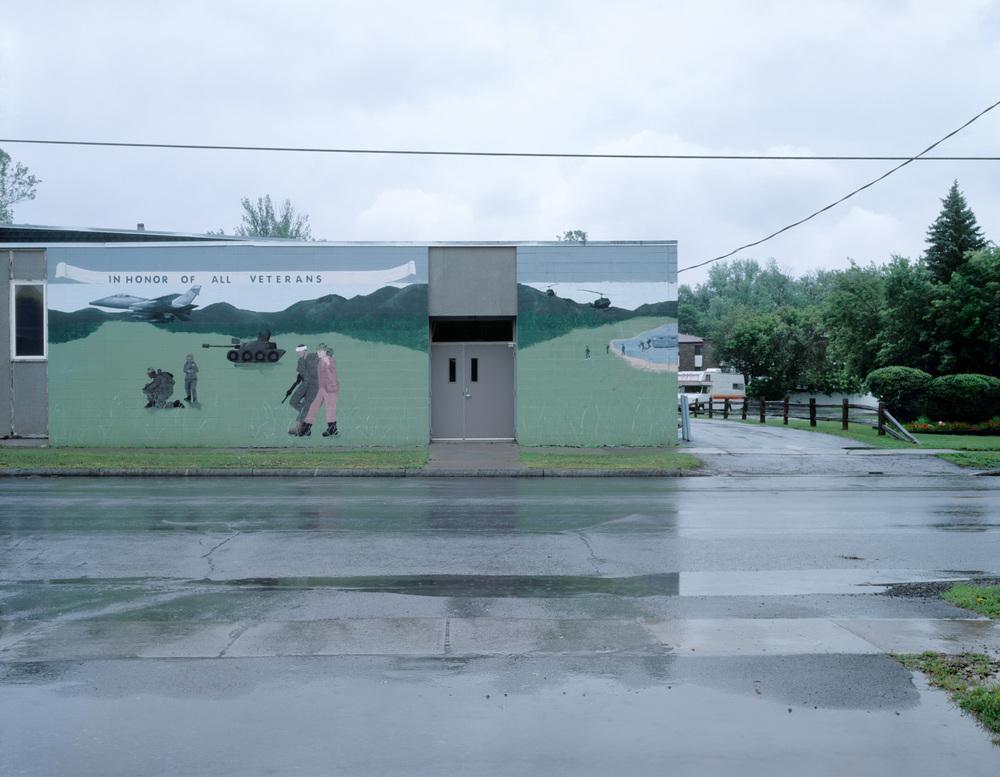 """Love Canal, Buffalo, NY , 2008, Pigment print, 20"""" x 30"""""""