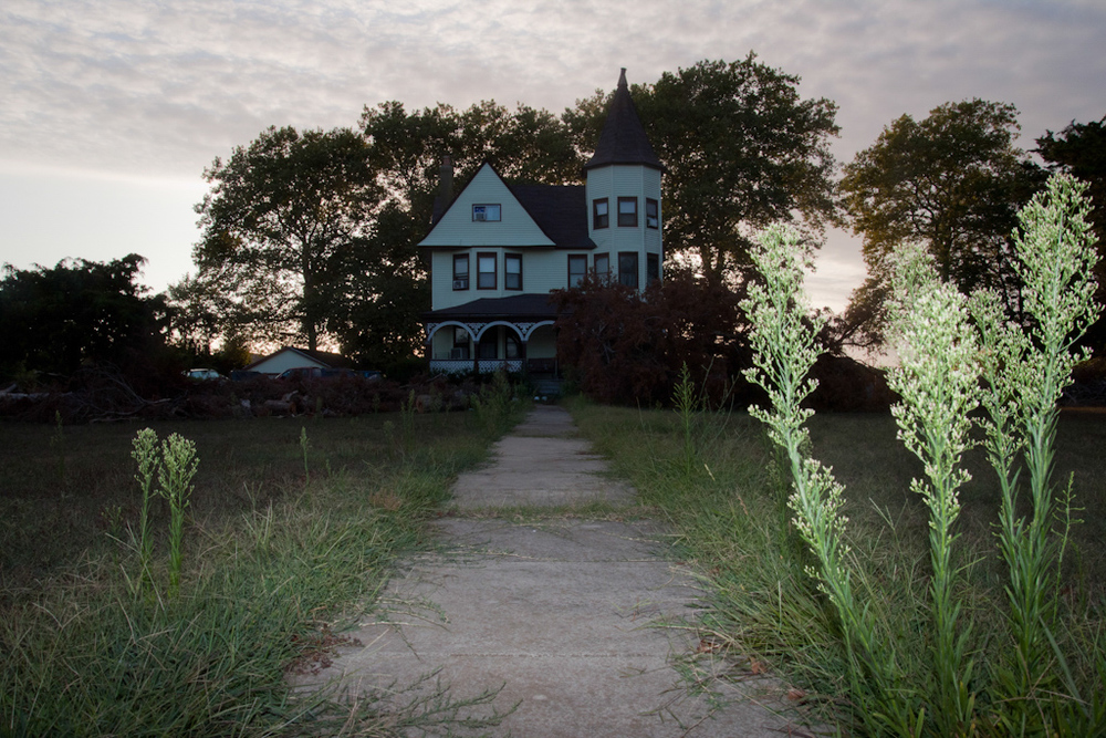 Old House, Cape May, NJ,  2010, Pigment print