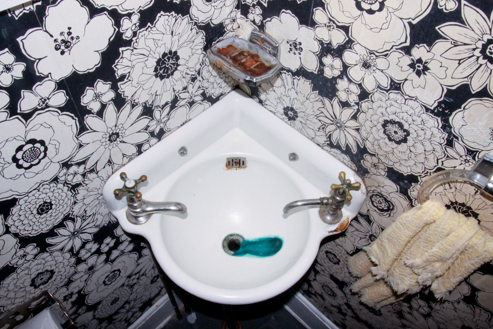 Sink, Norfolk, CT , 2009, Pigment print