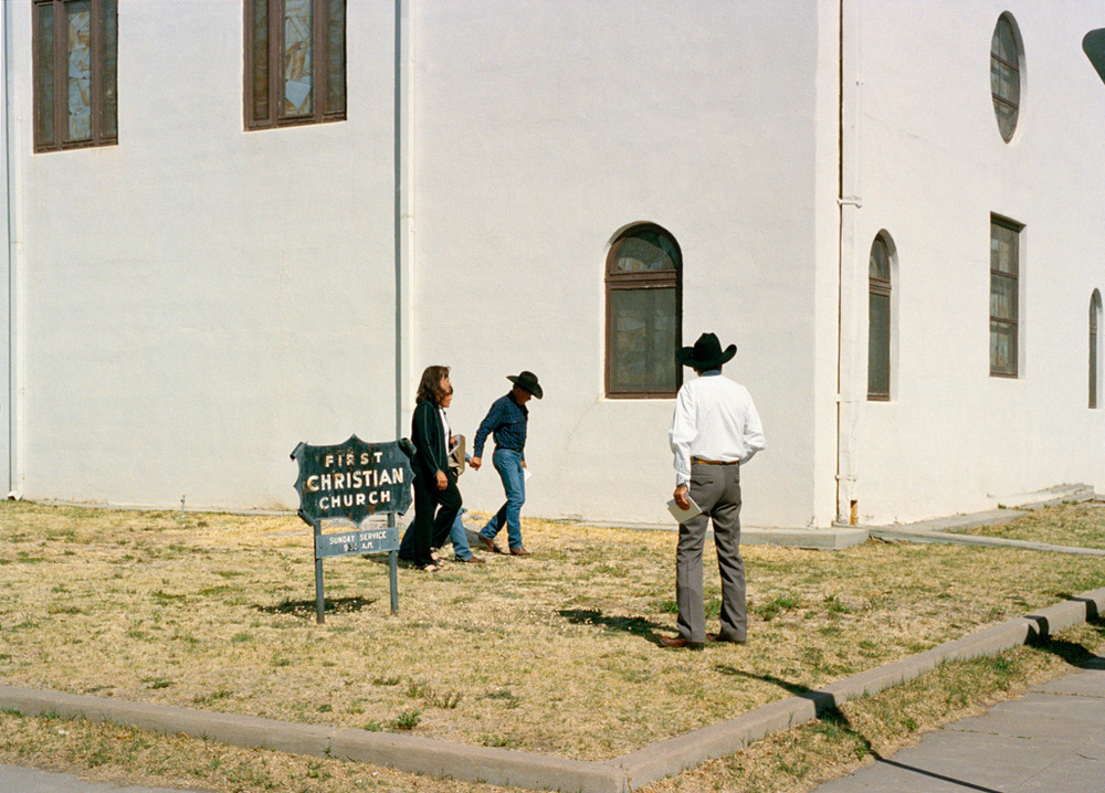 Texan Wedding, Marfa, TX , 2010, Pigment print