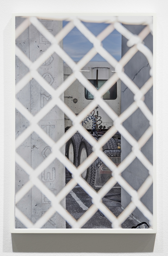 "EDOM TOWER, Redhook, Brooklyn, NY , 2015, Pigment print, 23.25"" x 15.5"""