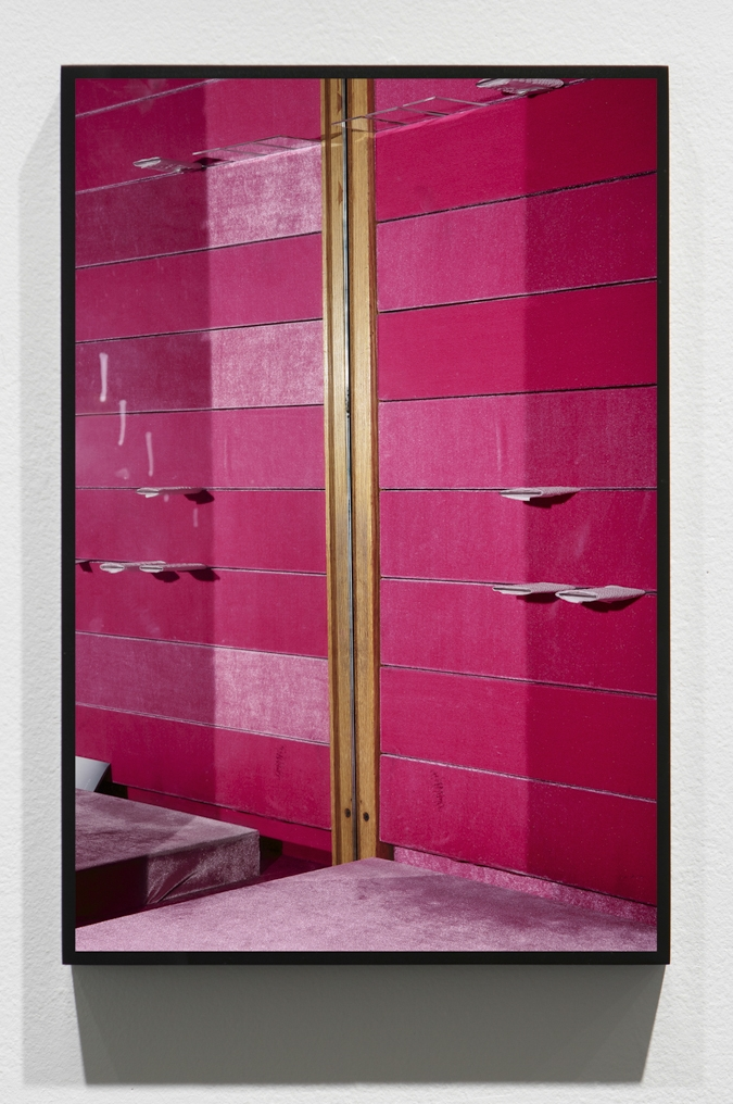 Untitled (Magenta),    2013/2015, Pigment print, 45 x 30 inches