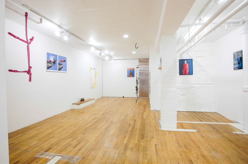 INAUGURAL,  Exhibition View, 321 Gallery, Brooklyn, 2014