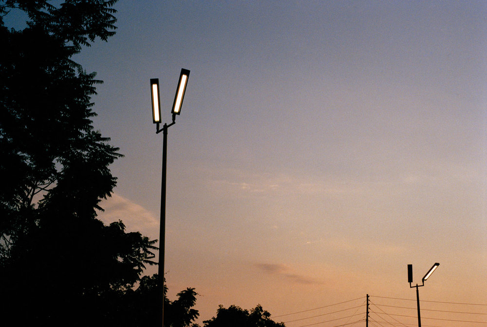 Sunset, New Jersey , 2011, Pigment print