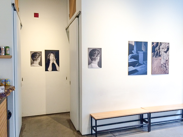 Kidding , Exhibition view, The Wild Project, NYC, 2014