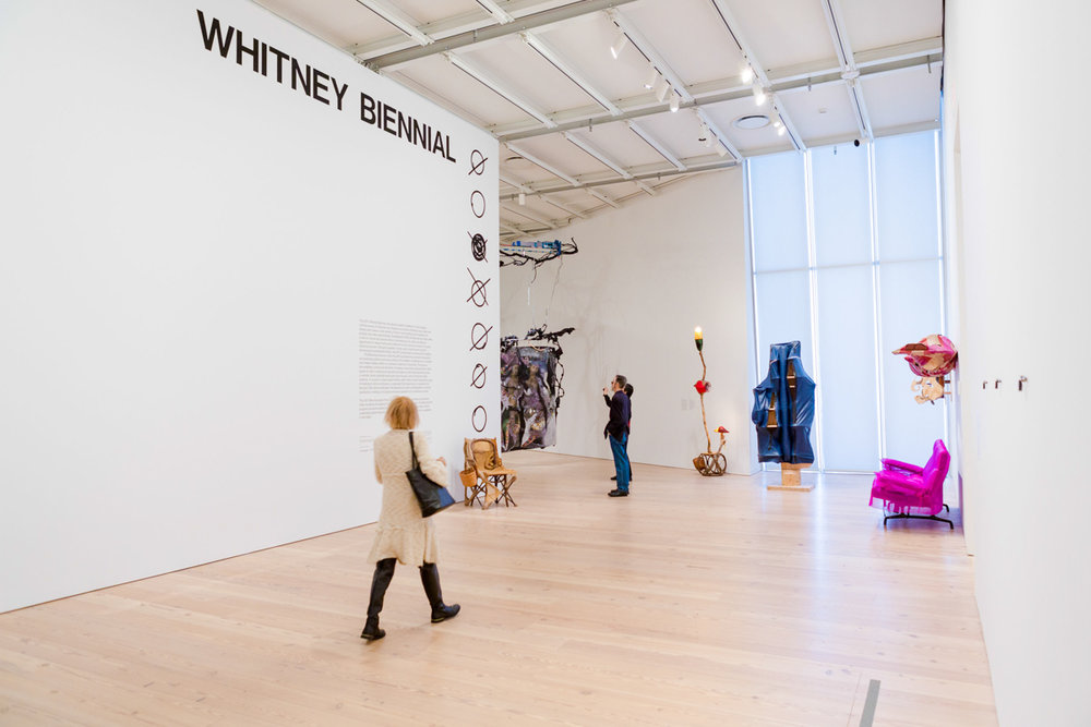 Whitney Biennial for  frieze , Issue 187, March 2017