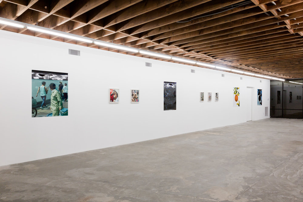 Daniel Terna & Evan Whale , Exhibition View, Courtesy LY Gallery, 2019