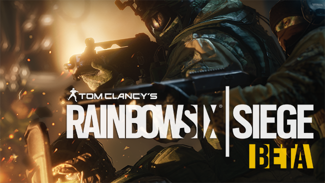 Rainbow 6 beta sign up - Click Here