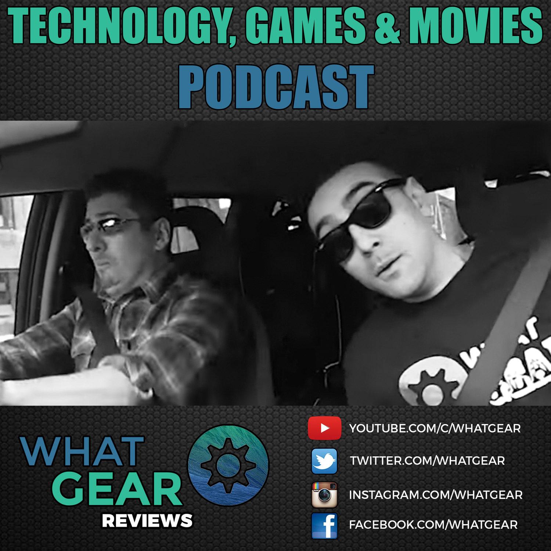 Sony Podcast - WhatGear.net