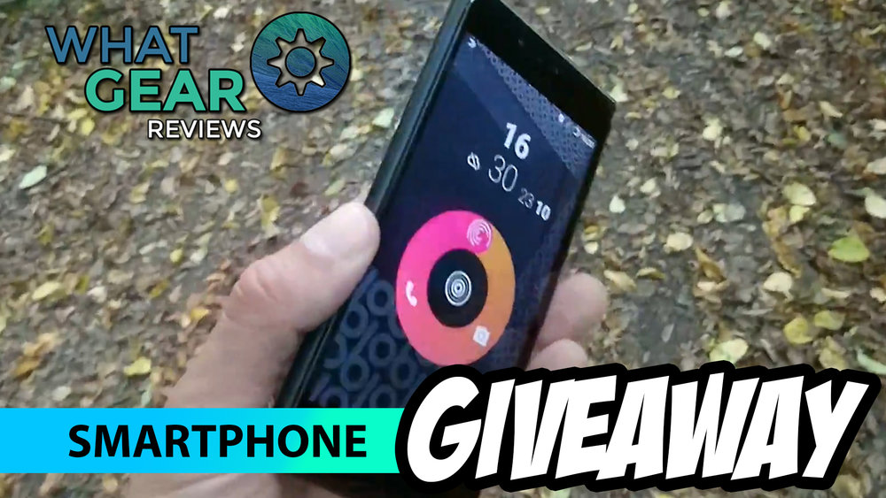 Check out this video and watch until the end to enter the  whatgear smartphone giveaway