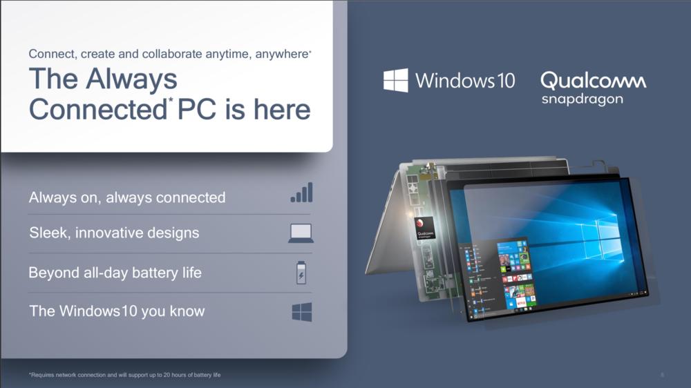 Microsoft Snapdragon 5G