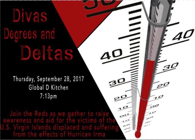 Divas, Degrees and Deltas