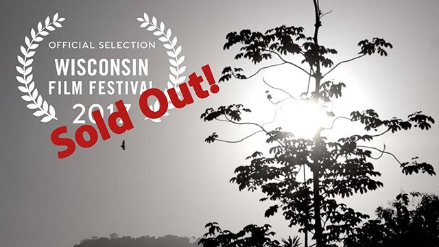 Thanks to everyone who purchased tickets to our screening tomorrow, we are officially sold out! #documentary #wisconsin
