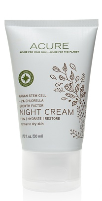 Acure NIght Cream