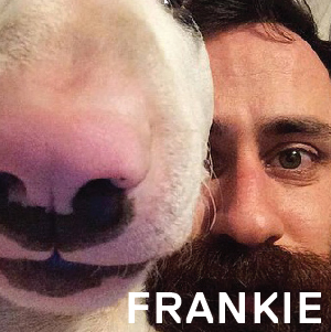 Life on satellite standard time with Frankie
