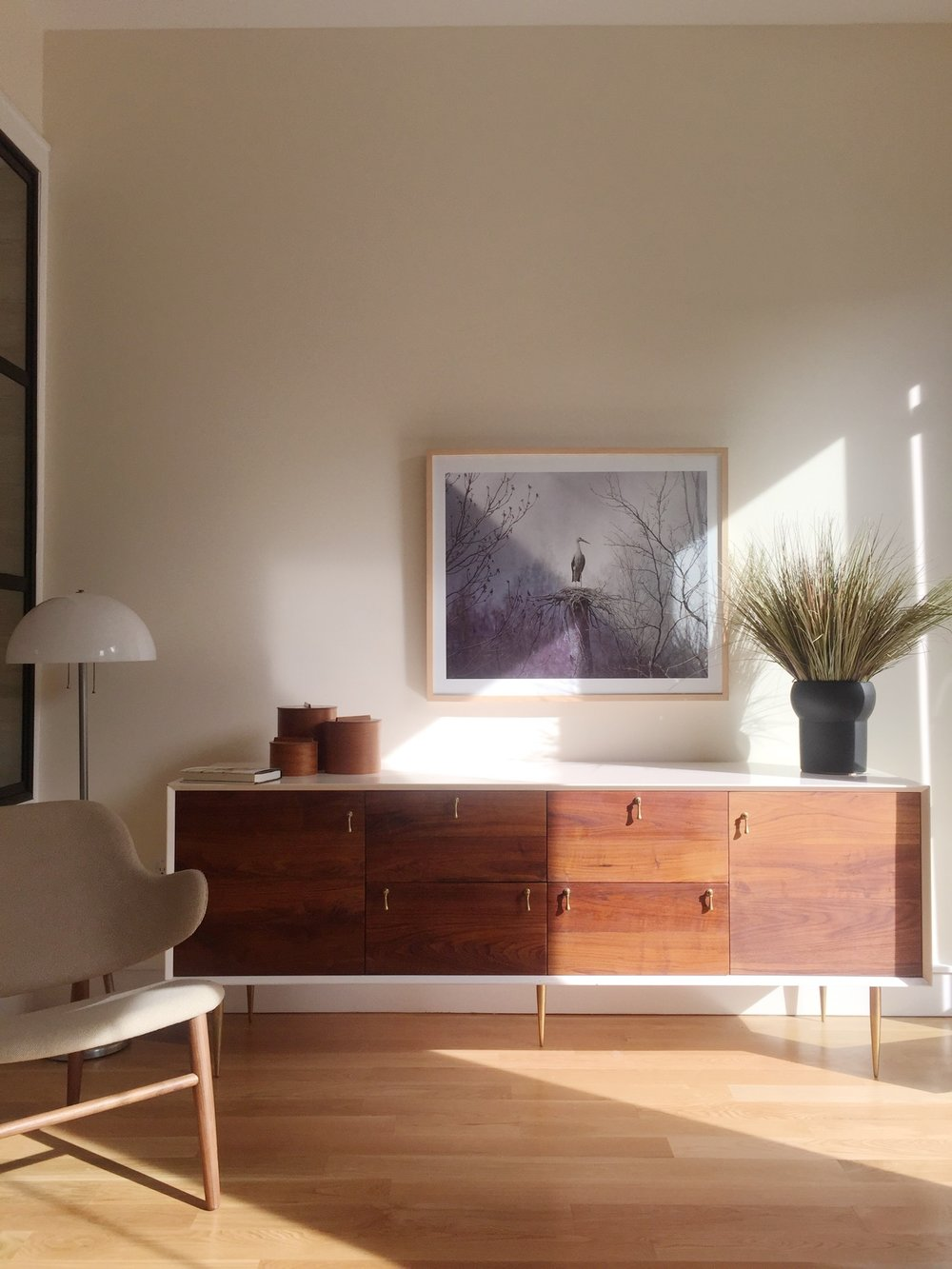 Attrayant HOVEY DESIGN   322 22nd Street Brooklyn   Master Bedroom Credenza.JPG