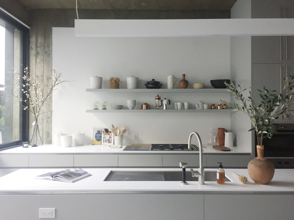 HOVEY DESIGN - 5 Wythe Lane - Kitchen Wide with Shelves.JPG