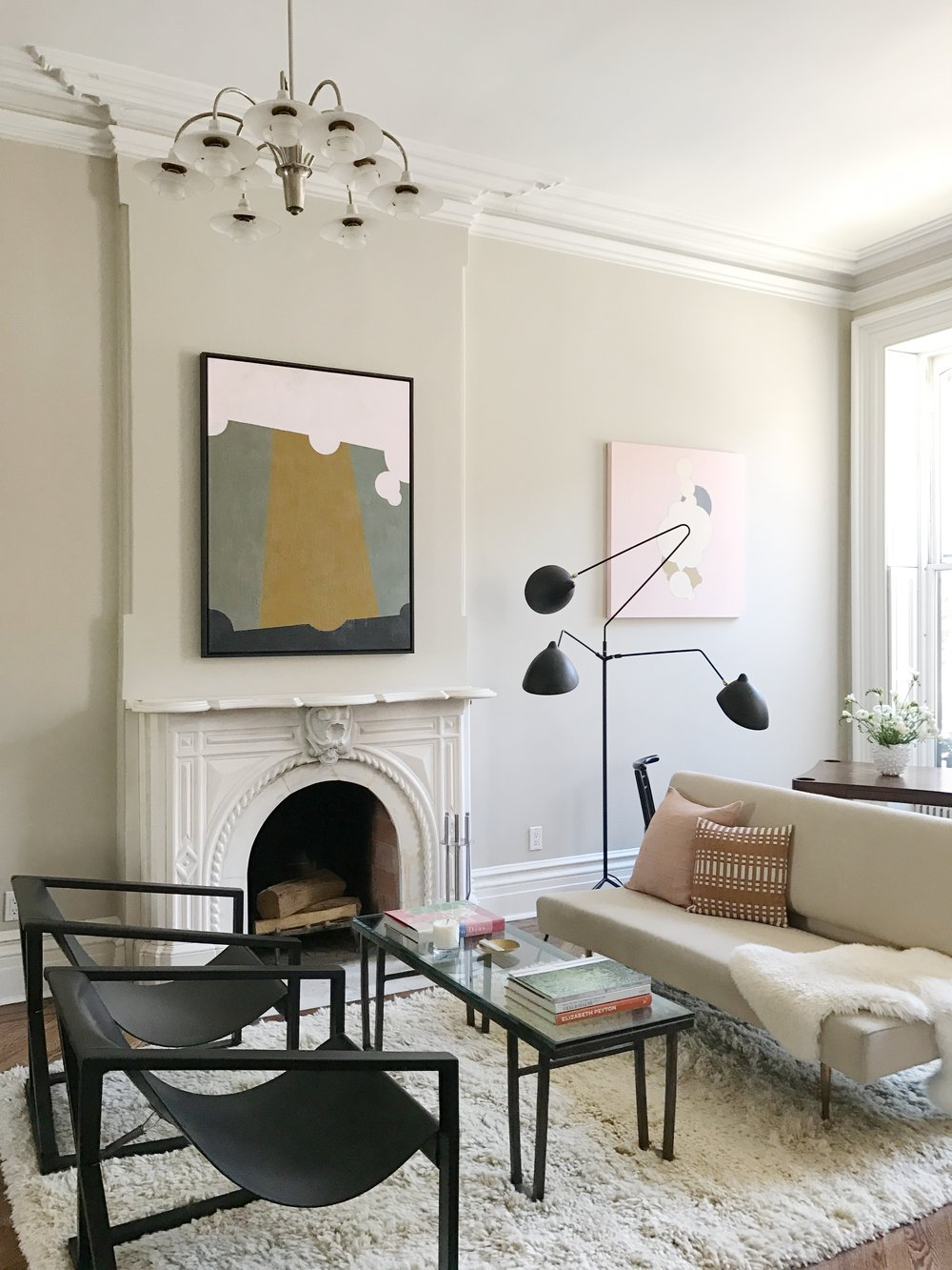 Hovey Design Staging - 167 6th Ave - Parlor Floor Seating.JPG