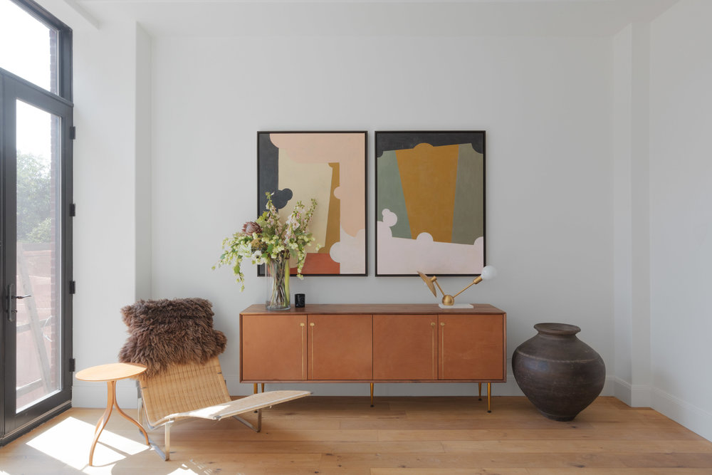 HOVEY DESIGN Staging - Park Court Townhouses - Living Room Console.jpg