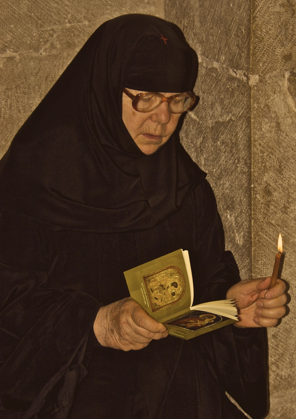 Enlightened. Jerusalem, Israel