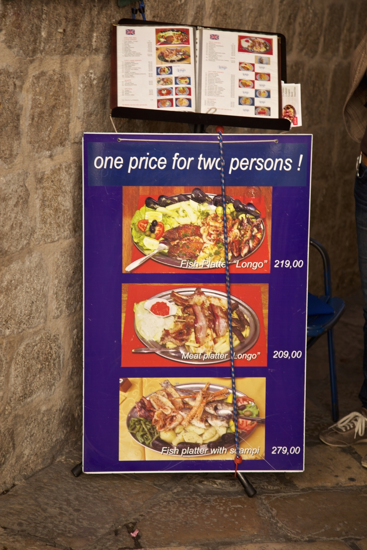 A bargain if your in Split(sville), Croatia.