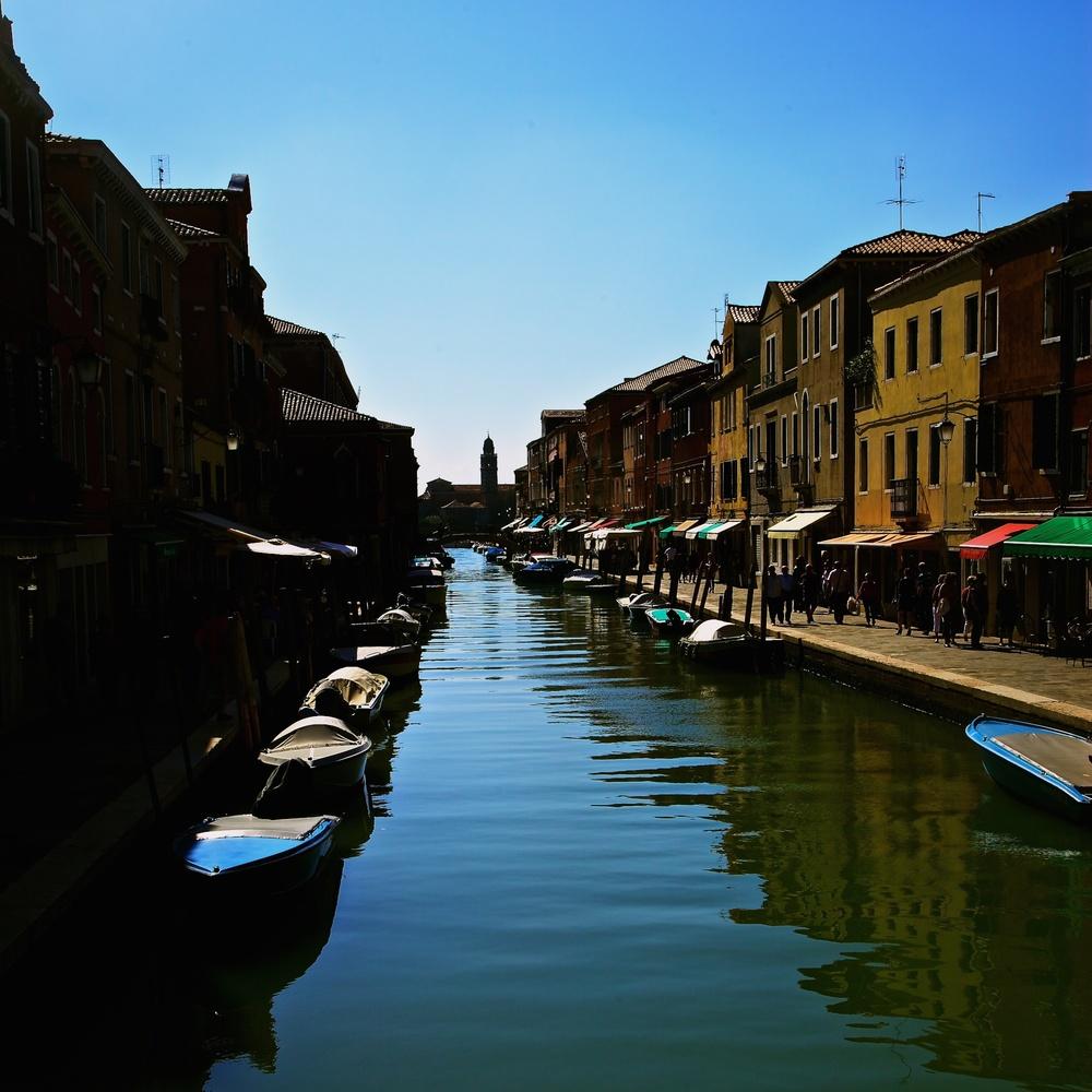 Murano, Italy.