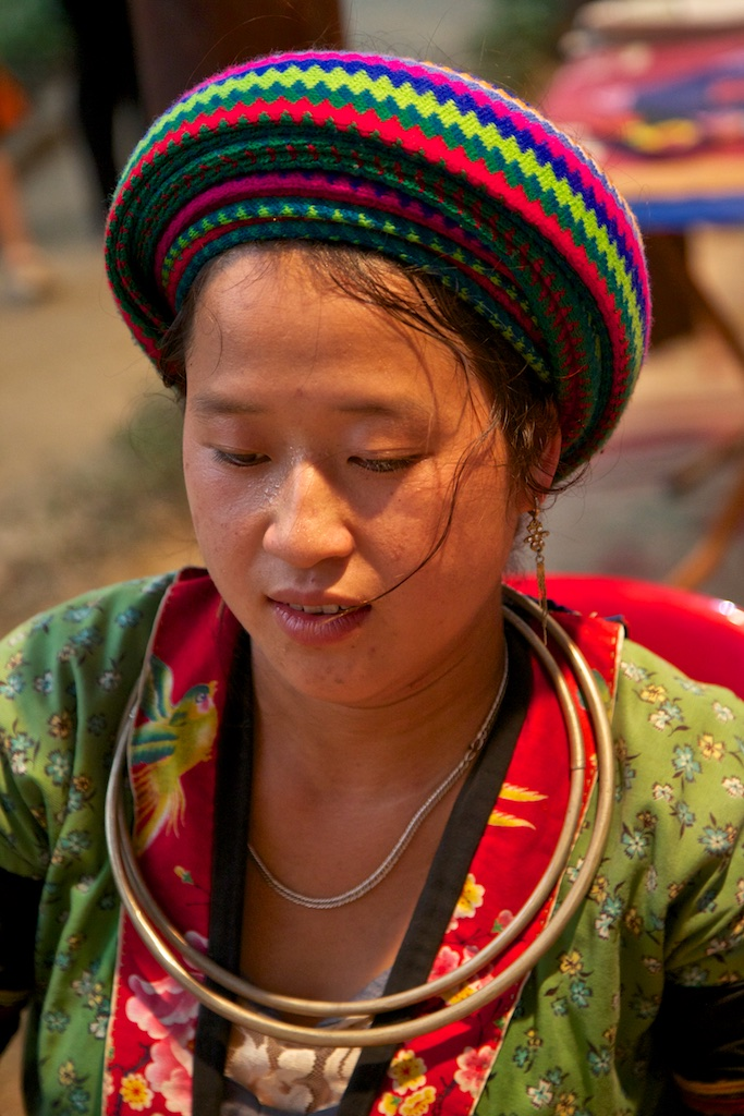 The ethnic look. Viet Nam.