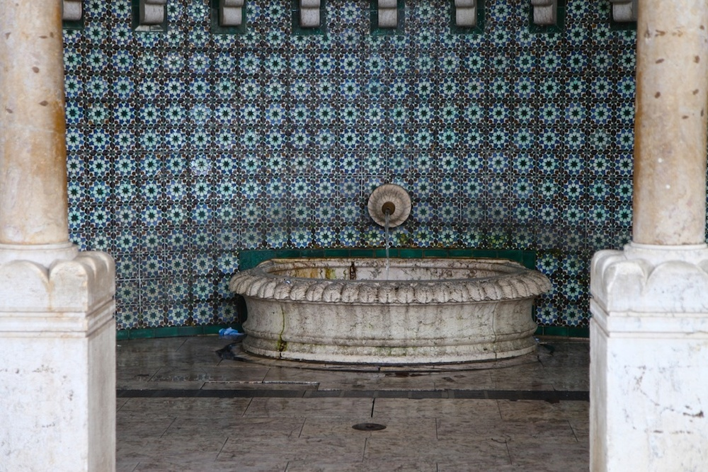 A fountain of life. Morocco