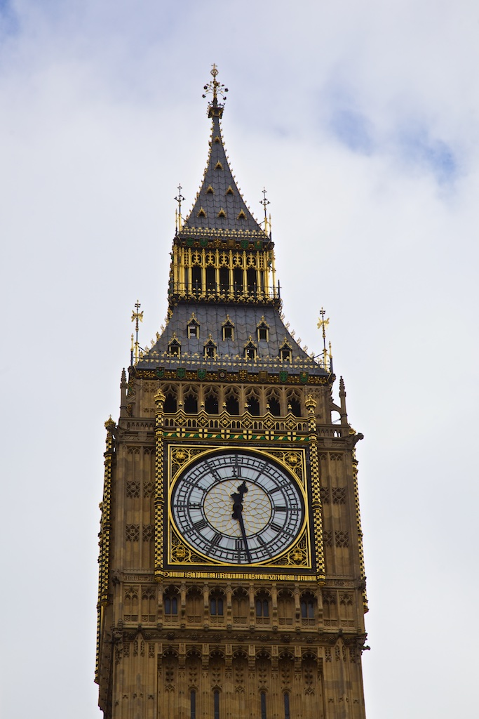 Big Ben. London, Reino Unido