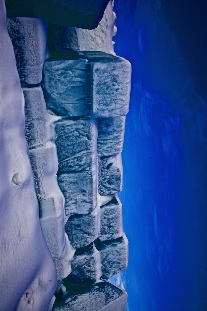 Ice totem.
