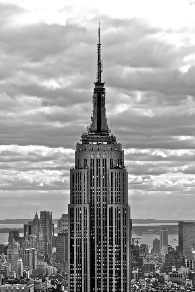 Rockefeller Center, New York, USA.