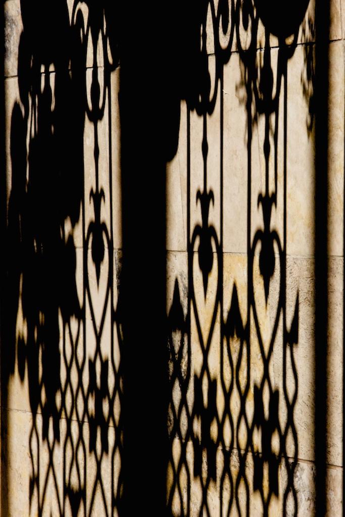 The gates of no return.