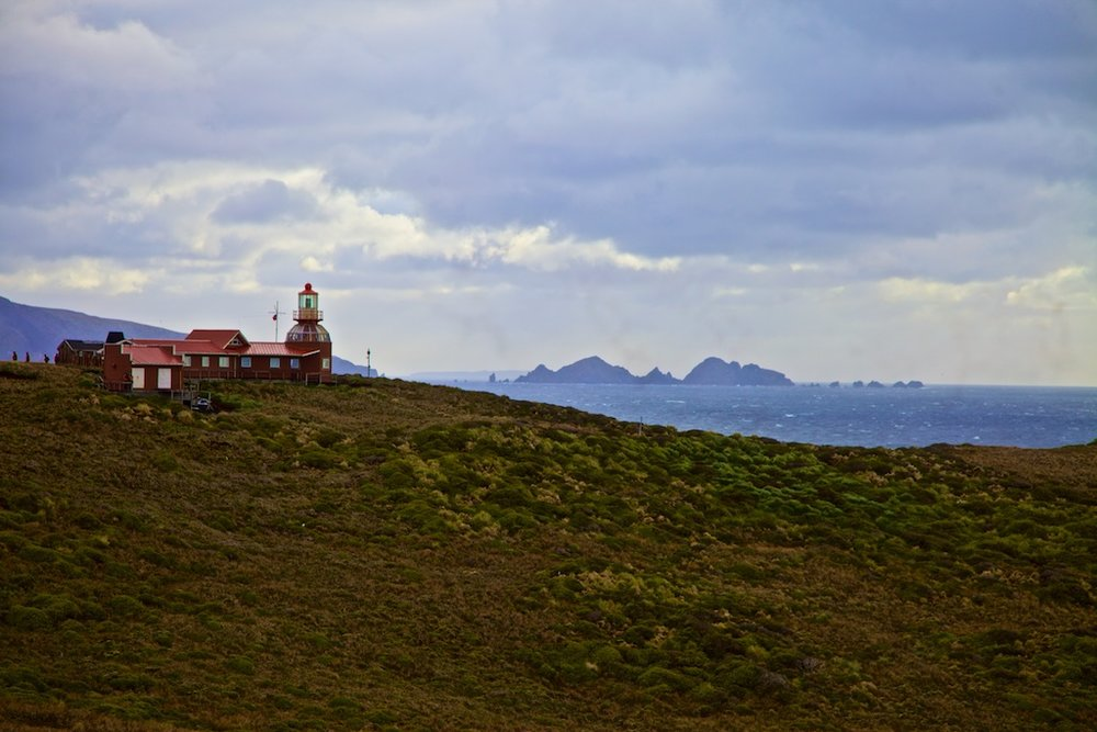 Cape Horn, Tierra de Fuego: The lighthouse at the End of the World