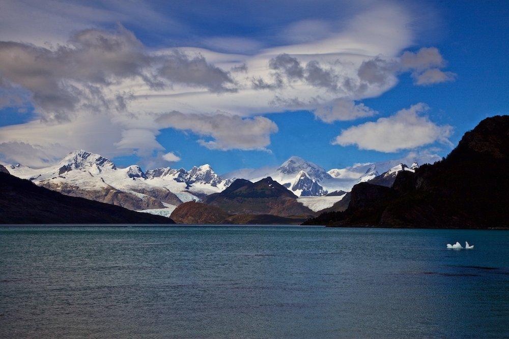 Ainsworth Bay, Chile