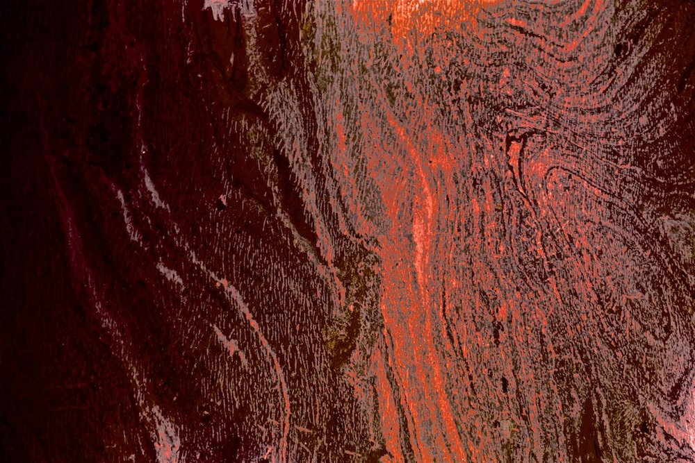 - Abstracts: The cooling lava on a island that all of a sudden was born out of nowhere.