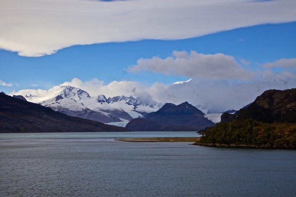 - Places & Spaces: Seascape in Tierra del Fuego, Chile.