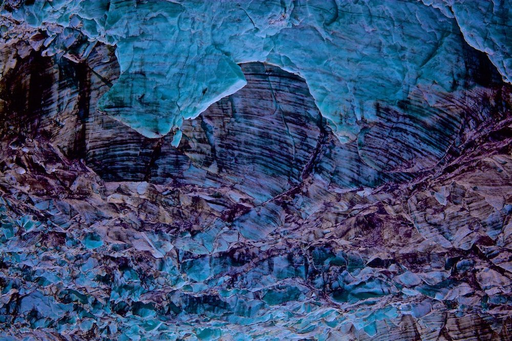 - Abstracts: An untouched cavity remnant from the last ice age.