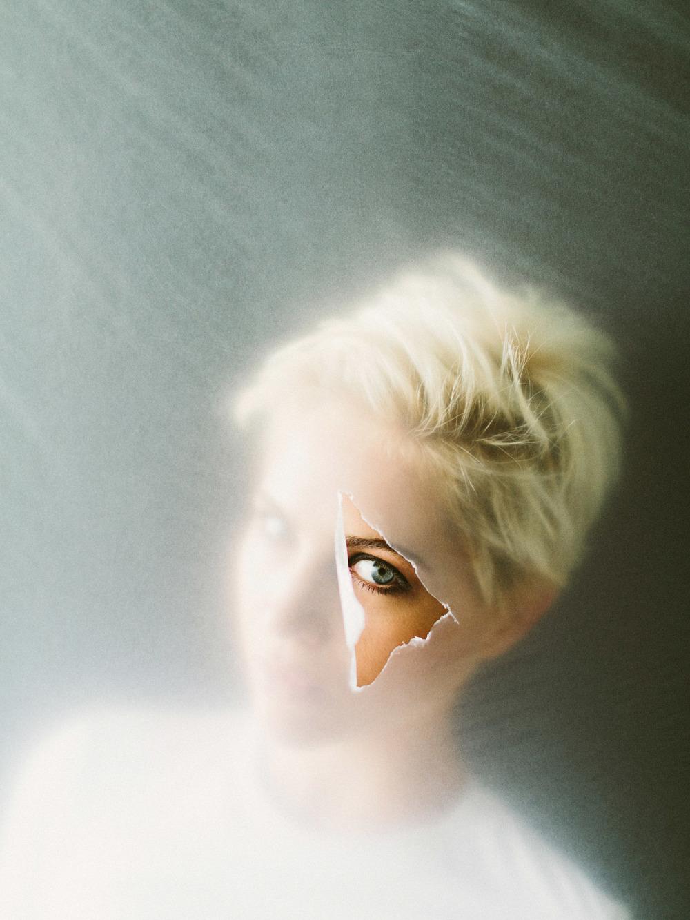 Shooting through plastic  | Katch Silva