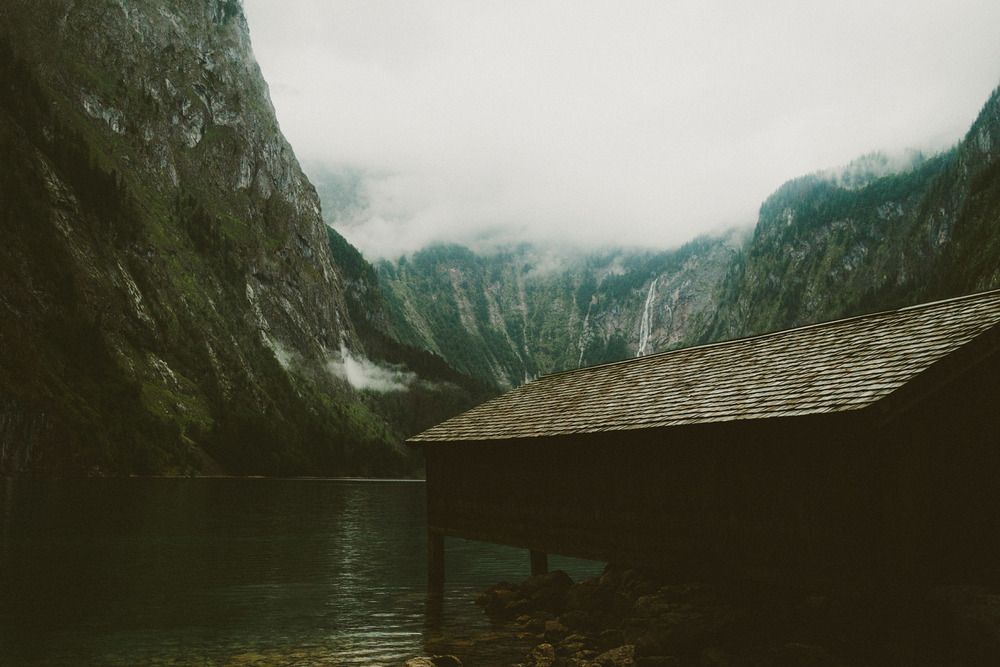 Obersee Lake | Katch Silva