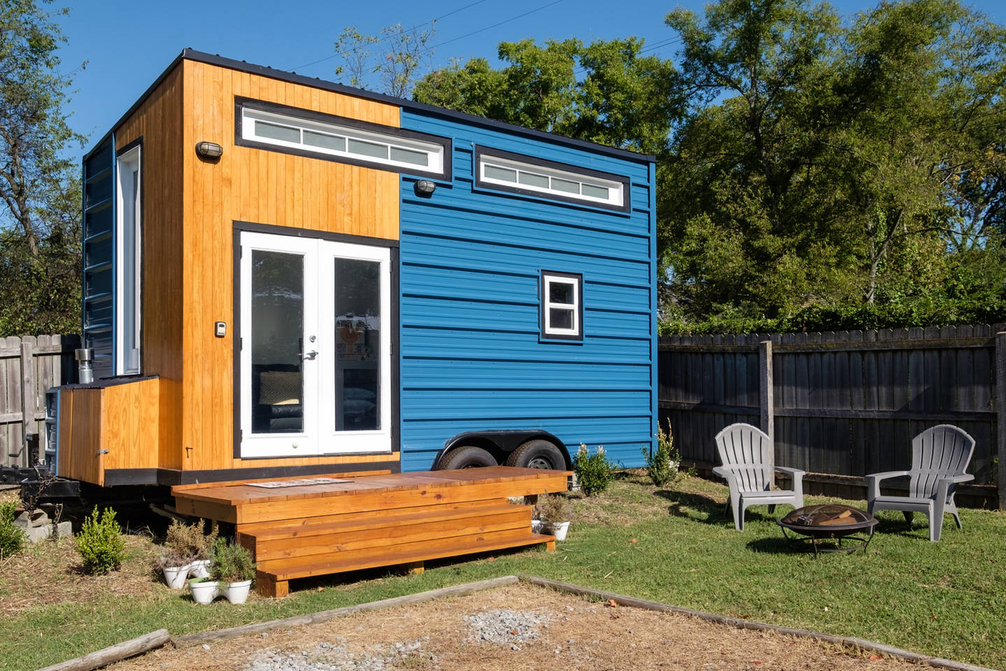 Nashville Tiny House