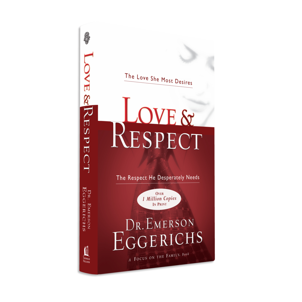 This is the best EVER relationship book you will read. I was blessed to read this before I was married and since then I have incorporated Dr Emerson Eggerichs' teachings on love and respect into my daily life!