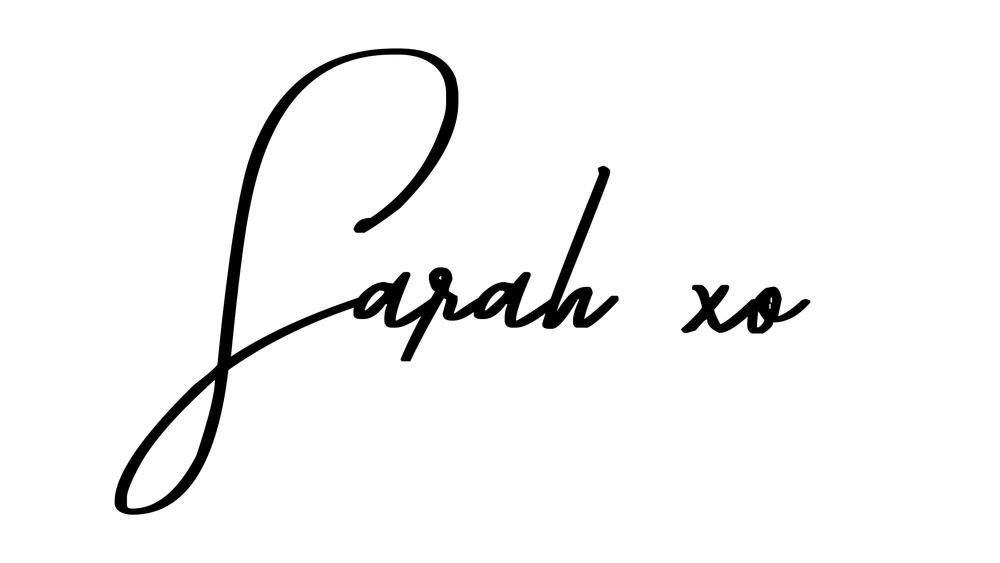 Sarah xo logo.png