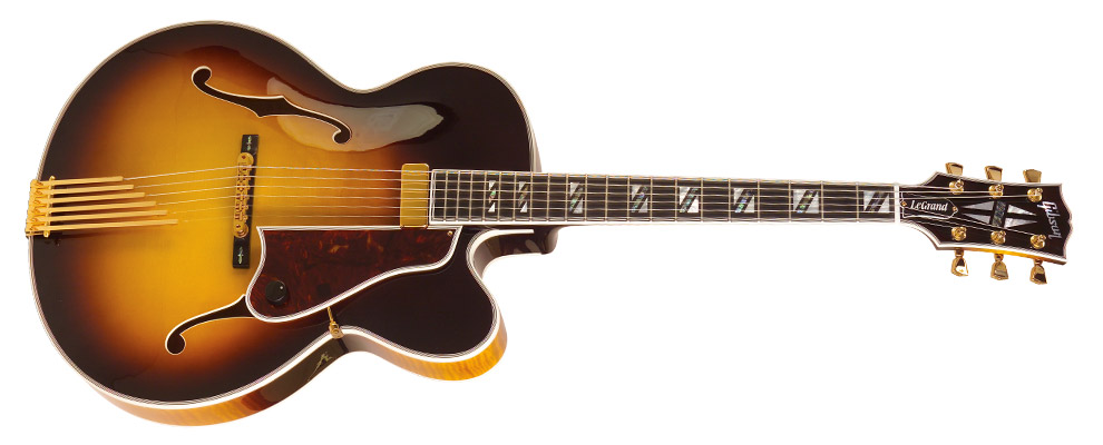 Gibson Archtop. Photo Courtesy of Gibson Brands.