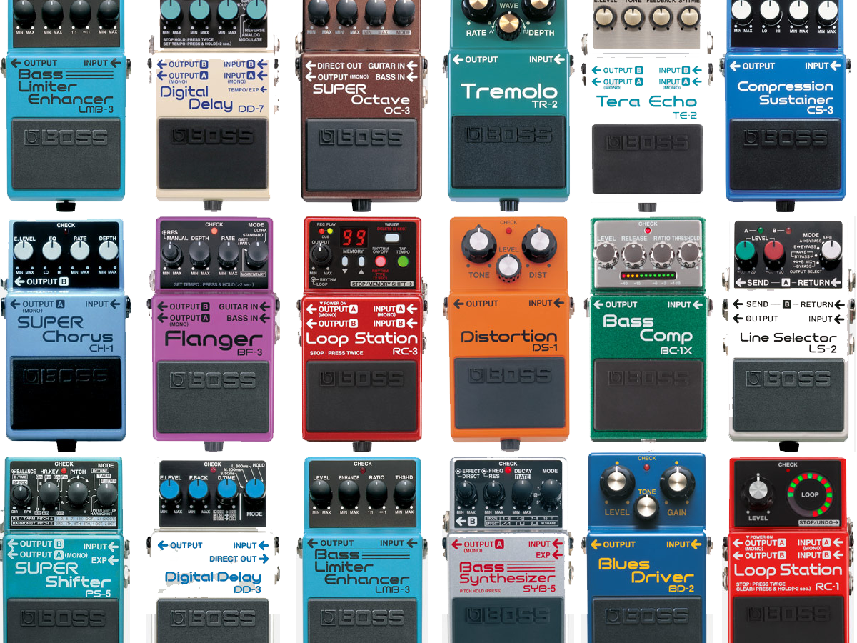 Pedal Power Using Effects Pedals For Each Genre Arizona Music Pro Efek Gitar Metal
