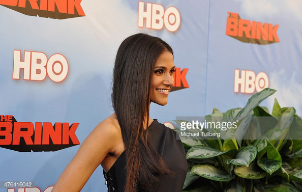 Melanie Chandra HBO The Brink