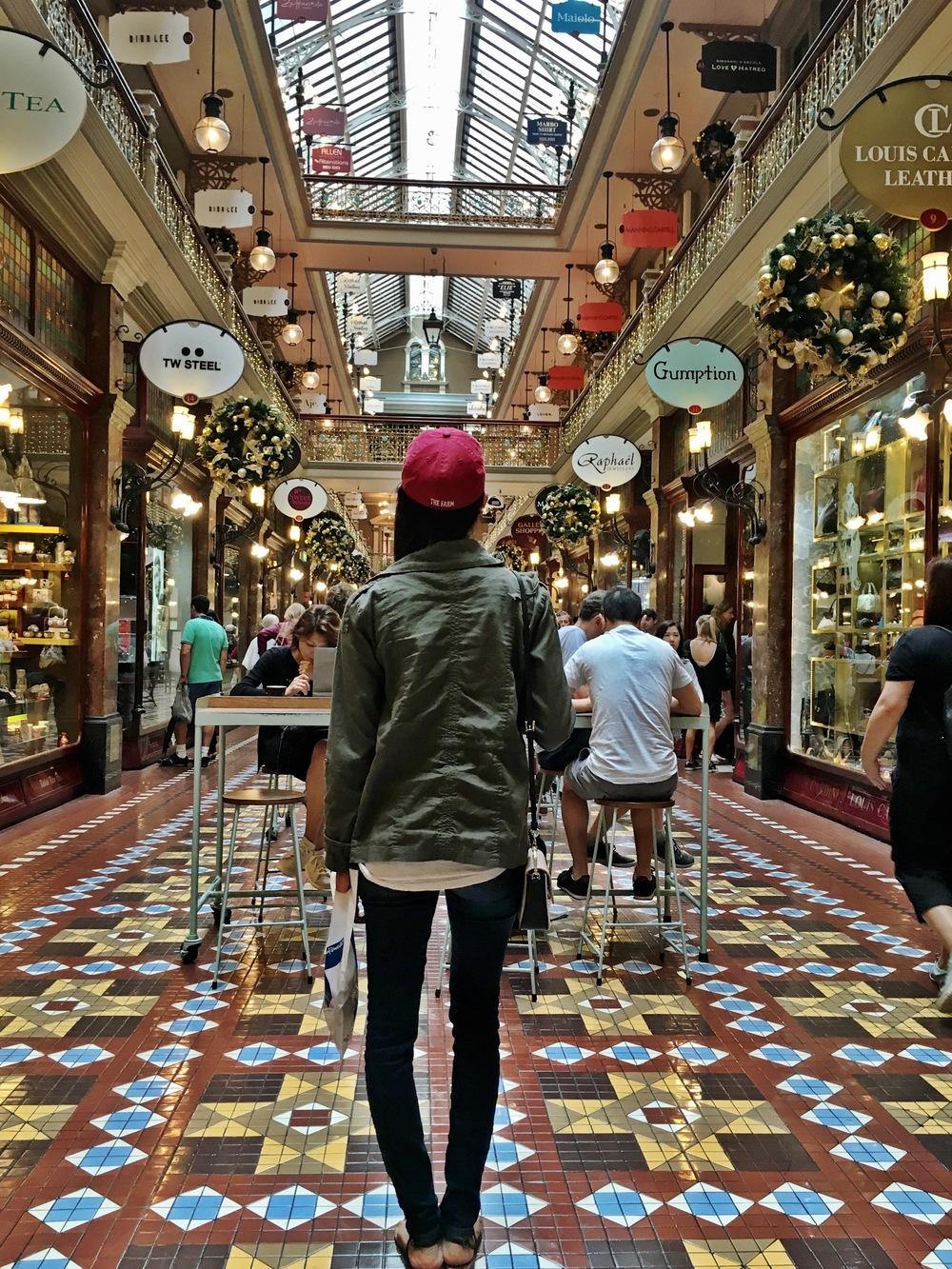 Strand Arcade
