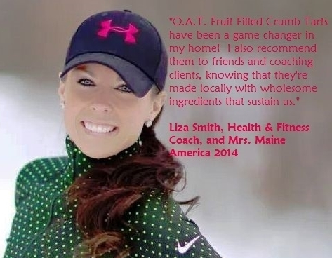 Liza Smith, Health & Fitness Coach, and Mrs. Maine America 2014