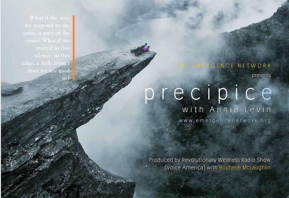 Precipice / Revolutionary Wellness Talk Radio - September 2017