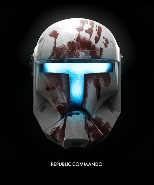 Sev's helmet from Republic Commando. Sub-D modeled in C4D and textured in 3Dcoat #Starwars #republiccommando #Cinema4D #redshift #3dmodeling #3dcoat #c4d #mdcommunity