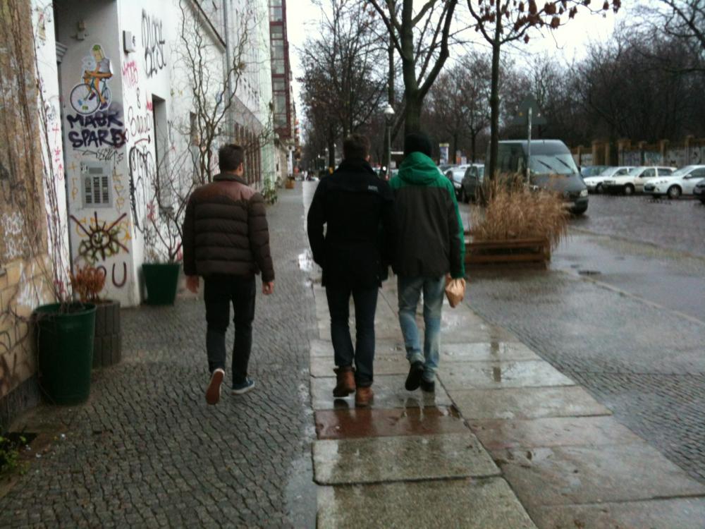 Boyz in Berlin!